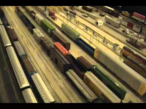 Train Town Kansas City HO side