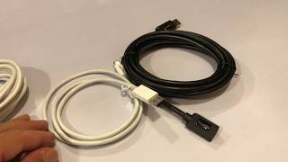 DroBo 5c Cable issues Connect Disconnect USB C (08-2018)