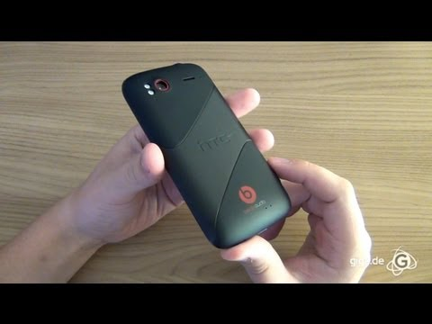 GIGA Review - HTC Sensation XE