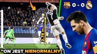 Bezbramkowe El Clasico! Real Madryt ma czego żałować! Cristiano Ronaldo jest NIESAMOWITY!