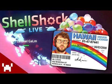 I AM McLOVIN!   Shellshock Live w/ Ze, Chilled, GaLm, & Aphex