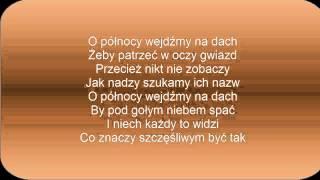TABB & SOUND'N'GRACE: Dach - tekst + karaoke