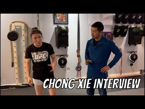 Zhang Weili's Hyperarch Fascia Trainer Chong Xie: How Power Is Generated