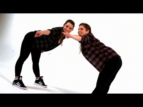 How to Shake Your Booty | Beginner Dancing
