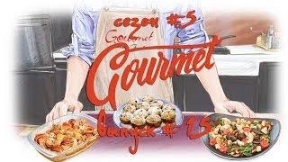 Gourmet (s5e15) - Курица с апельсиновым мармеладом, Салат с куриной печенью, Капкейки