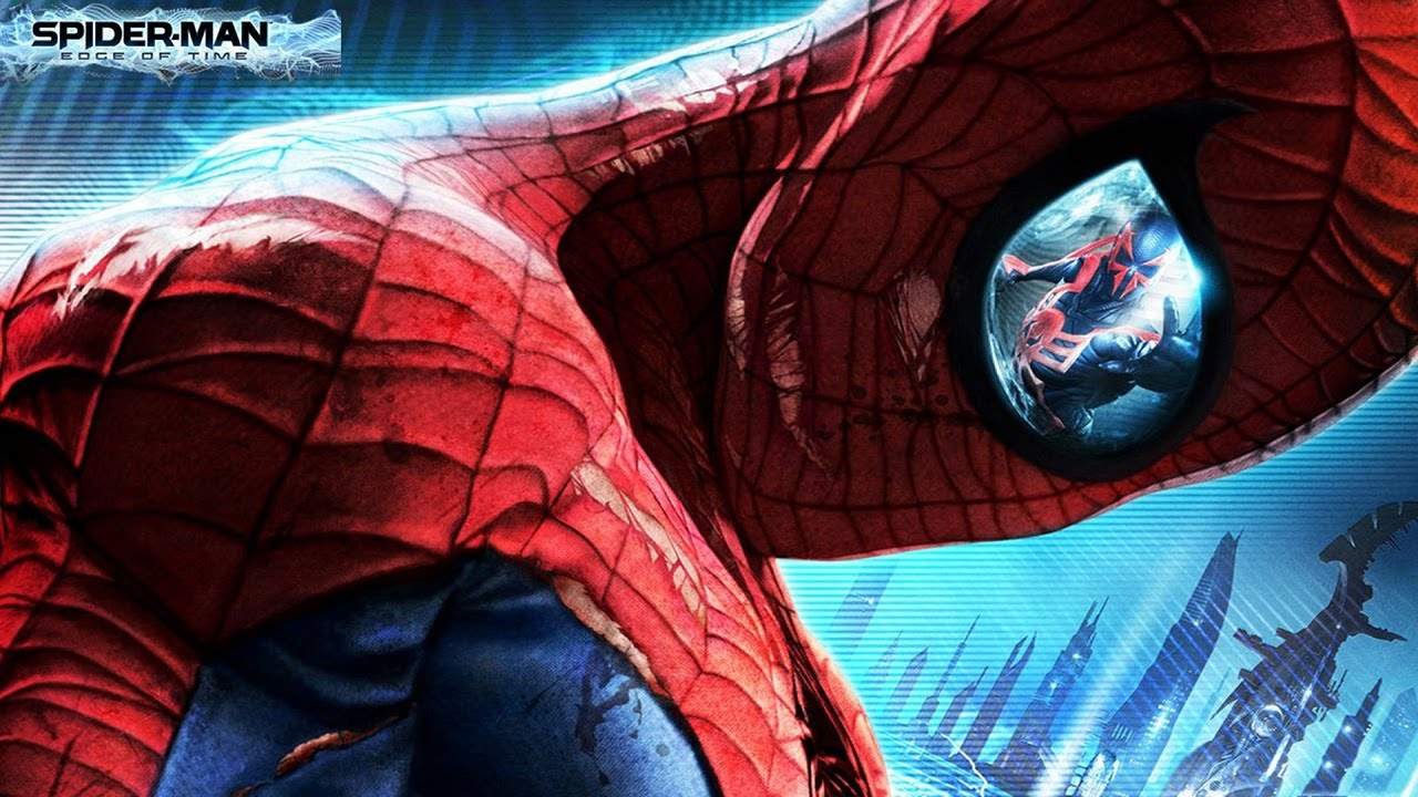 spiderman edge of time walkthrough complete game movie