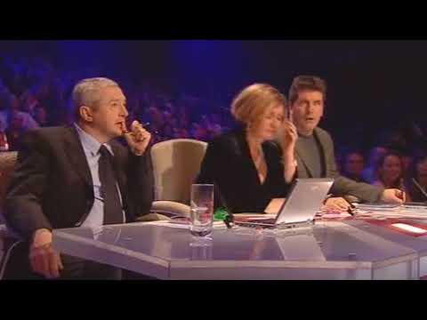 The X Factor 2005: Live Results Show 7 - Judges Decisions