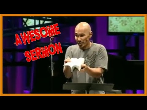 Francis Chan - Powerful Sermon Challenging American Christianity