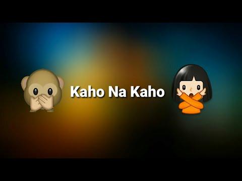 Kaho na kaho dj mix song WhatsApp status