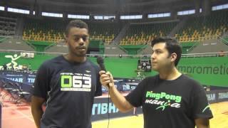 Entrevista Jorge Moíses Campos(Cuba) Liga Yucateca 4° Edición