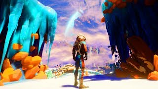 BRAND NEW SURIVIVAL GAME!!! - Journey To The Savage Planet (Full Game)