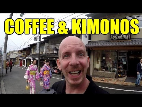 COFFEE & KIMONOS / KYOTO JAPAN 218