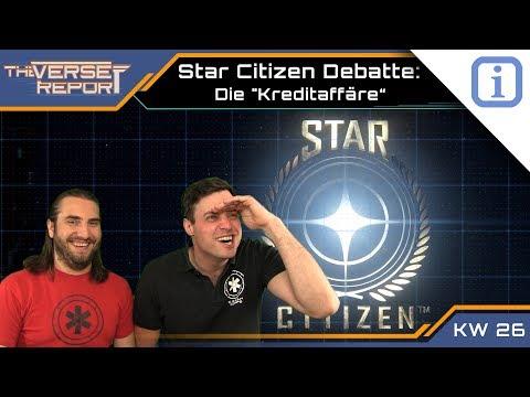 Star Citizen Debatte: CIG nimmt Kredit auf | SCB Verse Report [Deutsch/German]