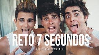 RETO 7 SEGUNDOS CON THE TRIPLETZ | DANIEL ILLESCAS