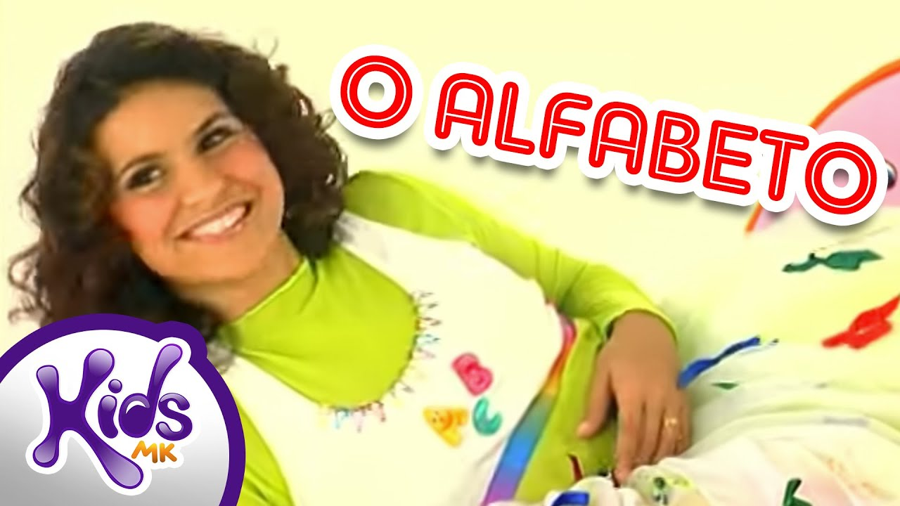 O Alfabeto Aline Barros E Cia Oficial Youtube