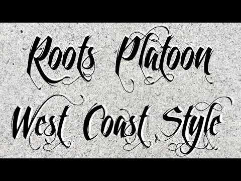 "Roots Platoon ""West Coast Style"" (OG Mix lowq) ft Danny Dread, Eddie Blunt and dj Skanks"