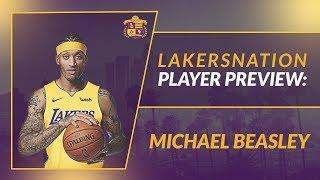 Lakers Season Preview: Michael Beasley