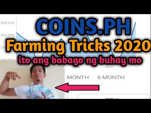 COINS.PH FARMING TRICKS 2020 Unlimited BCH And Xrp