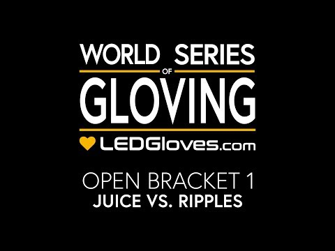 WSOG 2017 OPEN BRACKET: Juice Vs. Ripples