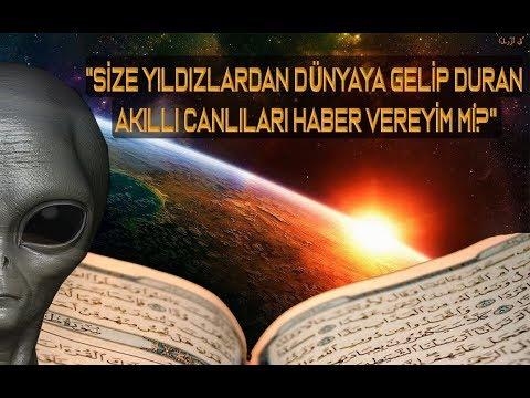 Kur'an Ayetlerinde Bahsedilen UZAYLILAR