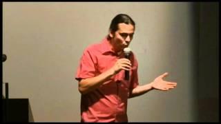 TEDxBordeaux - Frédéric Couchet - C'est juste une question humaine