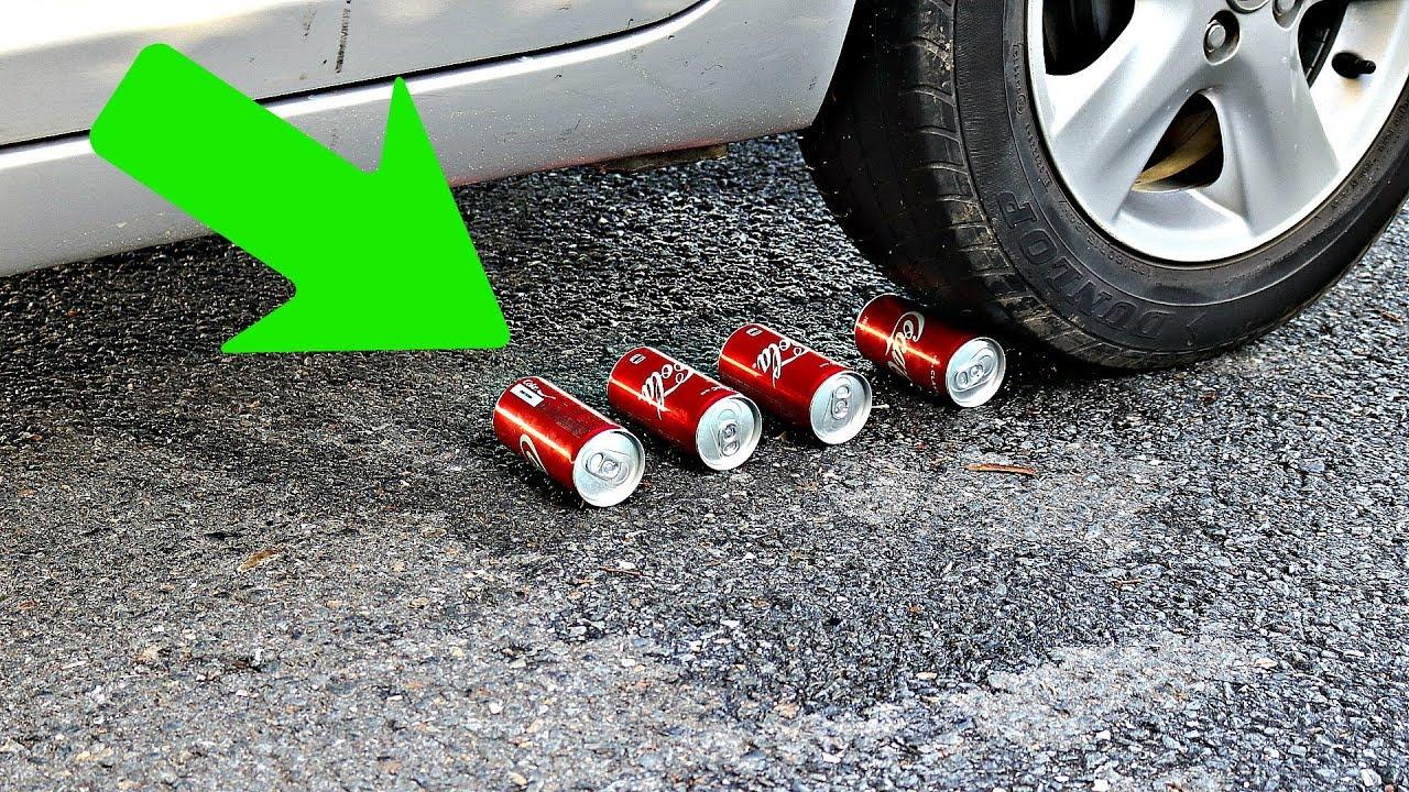 Coca Cola vs Car Experiment | Action Experiments | Experiments Hacks | Mrgear