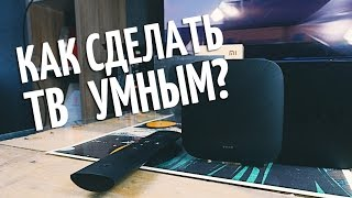Как Сделать Smart TV? Xiaomi Mi Box 3 International & Apple TV4. Apple tv Обзор и Отзывы