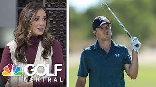 Can <b>Jordan Spieth</b> get back on track? | Golf Central | Golf Channel ...