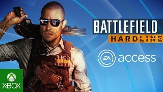 Battlefield Hardline EA Access - Gameplay Trailer