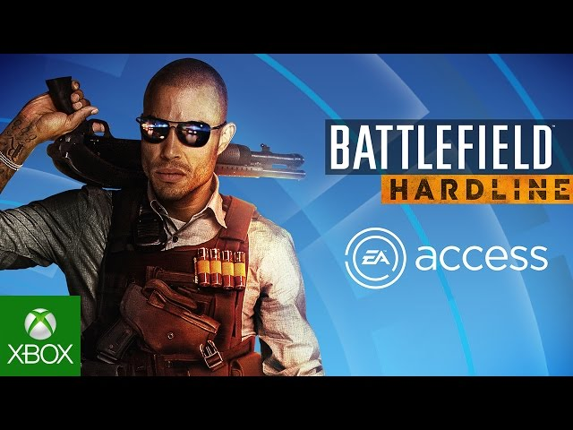 Battlefield Hardline EA Access – Gameplay Trailer