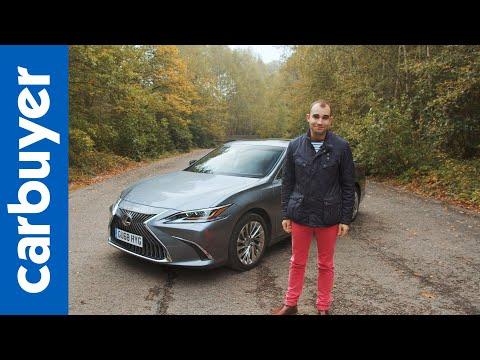Lexus ES 2020 in-depth review - Carbuyer