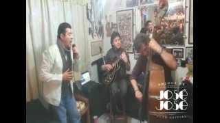 Bohemia Navideña 2014 - Amigos de José José