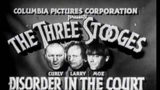 New 3 Stooges Host Curly
