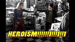 Supergirl Is Positivity Propaganda