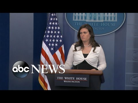 Sarah Sanders' controversial legacy as press secretary