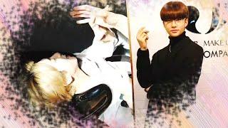 Baixar (Stray Kids) Hyunjin WASH Han's hair for 6 minutes sTrAiGhT #Hyunsung😛