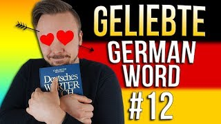 Learn German A.1 🇩🇪 Word Of The Day: Geliebte | Episode 12 | Get Germanized