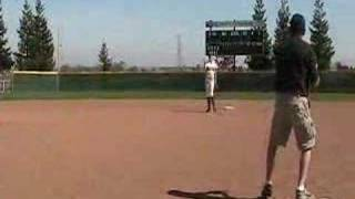 Cara Spence Softball Skills Video