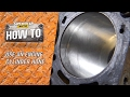 How to - Honing an Engine Cylinder // ToolPRO Engine Cylinder Hone