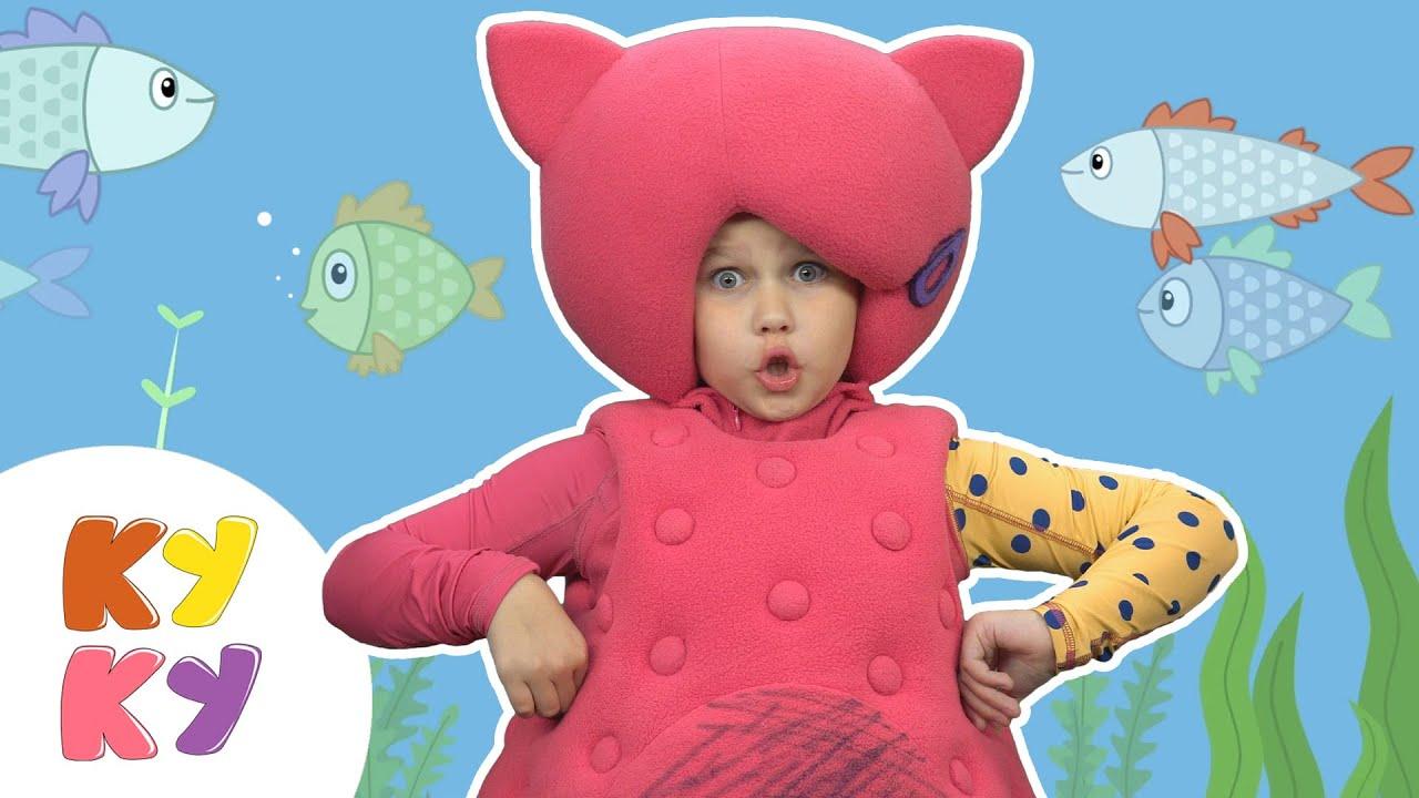 ГДЕ ЖИВУТ ЖИВОТНЫЕ - Кукутики - Песенки для детей малышей про животных