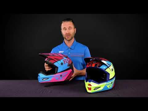 FLY Racing - Elite Helmet Overview