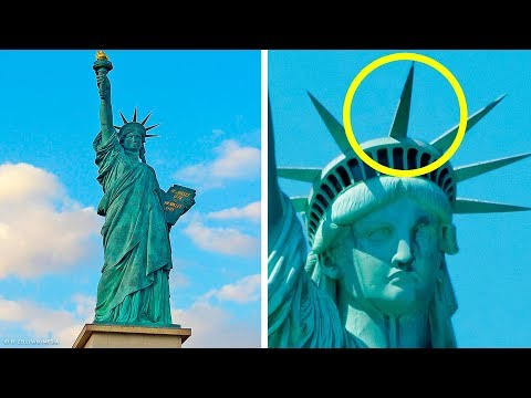 9 Secrets of the Statue of Liberty Most Americans Don't Know