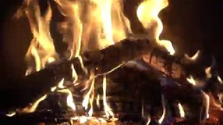 Fireplace Clear Sound 60 fps