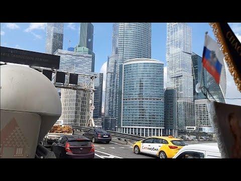 Как ездить по Москве на Грузовом авто