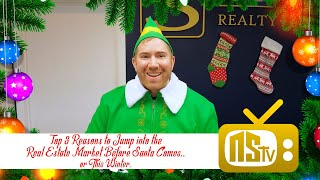NSTV | Top 3 Reasons to Jump Into The Real Estate Market Before Santa Comes...