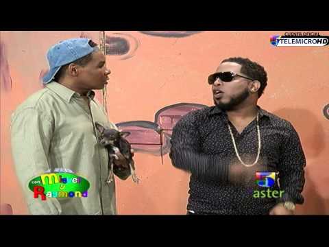 A Reir con Raymond y Miguel: Chimbala y Los Chiriperos Haciendo Comedia