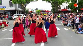 Flamenco-Bailando *** Motueka Starlight Parade 2018