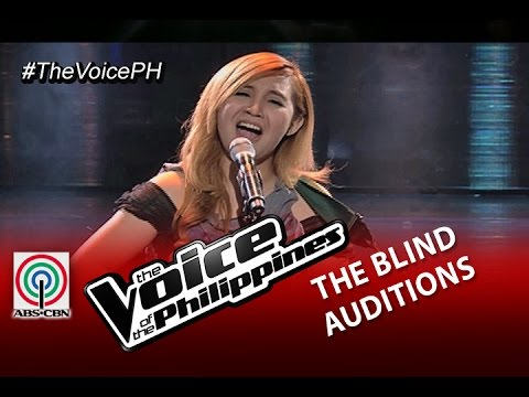 """The Voice of the Philippines Blind Audition """"Kisapmata"""" by Casper Blancaflor (Season 2)"""