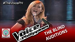 "The Voice of the Philippines Blind Audition ""Kisapmata"" by Casper Blancaflor (Season 2)"