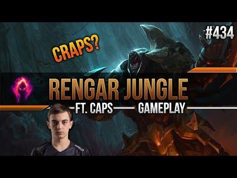 Rengar (Jungle) ft Caps: Craps? #434 [Lets Play] [League of Legends] [German / Deutsch]